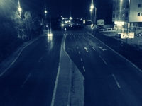The streets :)